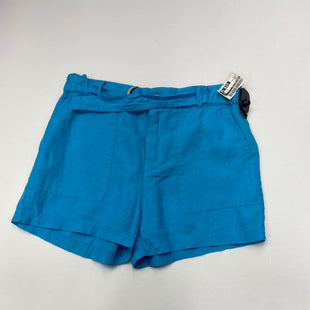 Primary Photo - BRAND: JONES NEW YORK STYLE: SHORTS COLOR: LINEN SIZE: 4 OTHER INFO: TURQOUISE SKU: 200-200178-27250