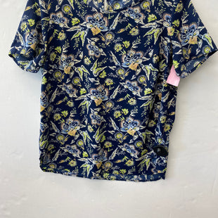 Primary Photo - BRAND: FADED GLORY STYLE: TOP SHORT SLEEVE COLOR: FLORAL SIZE: M OTHER INFO: NAVY SKU: 200-200199-22345