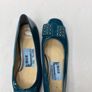 Primary Photo - BRAND: NURTURE STYLE: SHOES FLATS COLOR: TEAL SIZE: 8 SKU: 200-200202-3324