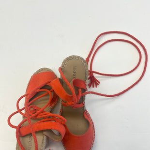 Primary Photo - BRAND: MERONA STYLE: SANDALS HIGH COLOR: ORANGE SIZE: 6 SKU: 200-200197-31421