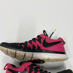 Primary Photo - BRAND:    CLOTHES MENTOR STYLE: SHOES ATHLETIC COLOR: PINKBLACK SIZE: 10 OTHER INFO: LIVESTRONG - SKU: 200-200202-4057