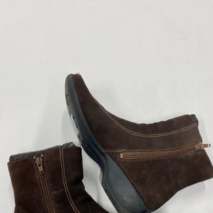 Primary Photo - BRAND: CLARKS STYLE: BOOTS ANKLE COLOR: BROWN SIZE: 8 SKU: 200-200202-2906