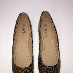 Primary Photo - BRAND:    CLOTHES MENTORSTYLE: SHOES FLATSCOLOR: ANIMAL PRINTSIZE: 10SKU: 200-200199-936