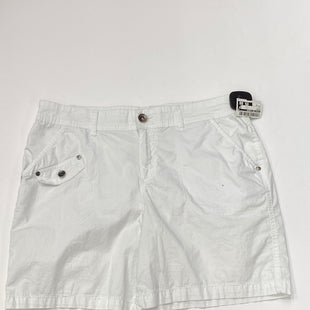 Primary Photo - BRAND: STYLE AND COMPANY STYLE: SHORTS COLOR: WHITE SIZE: 10 SKU: 200-200178-29268
