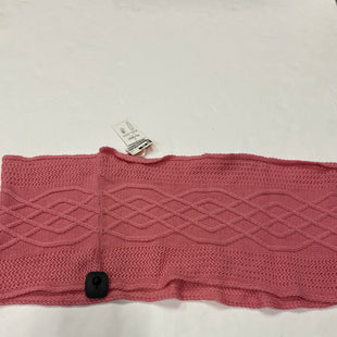 Primary Photo - BRAND: NEW YORK AND CO STYLE: SCARF WINTER COLOR: PINK SKU: 200-200178-25595