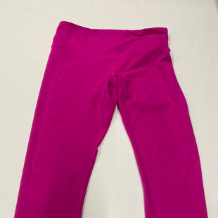 Primary Photo - BRAND: 90 DEGREES BY REFLEX STYLE: ATHLETIC CAPRIS COLOR: HOT PINK SIZE: XL SKU: 200-200199-12029