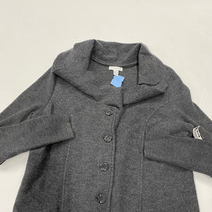 Primary Photo - BRAND: CHARTER CLUB STYLE: JACKET OUTDOOR COLOR: GREY SIZE: XL SKU: 200-200178-21214