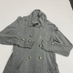 Primary Photo - BRAND: 525 AMERICA STYLE: JACKET OUTDOOR COLOR: GREY SIZE: L SKU: 200-200199-10491