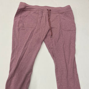 Primary Photo - BRAND: CALIA STYLE: ATHLETIC PANTS COLOR: PINK SIZE: 2X SKU: 200-200178-25290