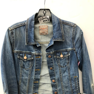 Primary Photo - BRAND: OLD NAVY STYLE: JACKET OUTDOOR COLOR: DENIM SIZE: S SKU: 200-200178-29832