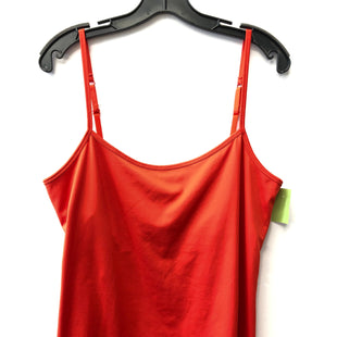 Primary Photo - BRAND: NEW YORK AND CO STYLE: TANK BASIC CAMI COLOR: RED SIZE: XL SKU: 200-200204-1333