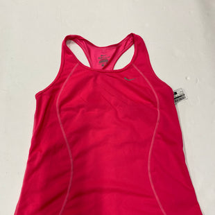 Primary Photo - BRAND: NIKE STYLE: ATHLETIC TANK TOP COLOR: HOT PINK SIZE: S SKU: 200-200178-23038