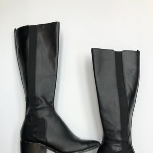 Primary Photo - BRAND:    CLOTHES MENTOR STYLE: BOOTS KNEE COLOR: BLACK SIZE: 8.5 OTHER INFO: BLEECKER AND BOND - SKU: 200-200199-15639