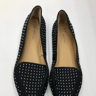 Primary Photo - BRAND: TIME AND TRU STYLE: SHOES FLATS COLOR: BLACK SIZE: 11 SKU: 200-200178-28210