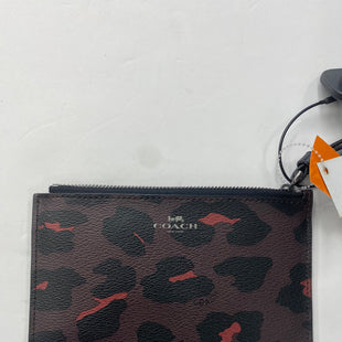 Primary Photo - BRAND: COACH STYLE: WRISTLET COLOR: LEOPARD PRINT SKU: 200-200204-332
