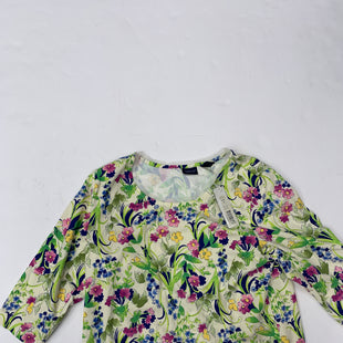 Primary Photo - BRAND: WEST BOUND STYLE: TOP LONG SLEEVE COLOR: FLORAL SIZE: M SKU: 200-200199-5688