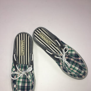 Primary Photo - BRAND: SPERRYSTYLE: SHOES FLATSCOLOR: PLAIDSIZE: 6SKU: 200-200197-5365