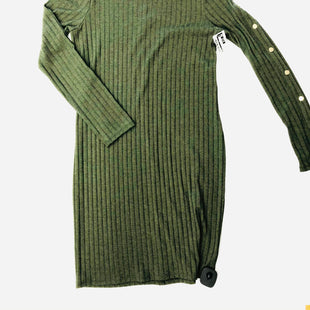Primary Photo - BRAND: APT 9 STYLE: DRESS SHORT LONG SLEEVE COLOR: OLIVE SIZE: S SKU: 200-200199-9489