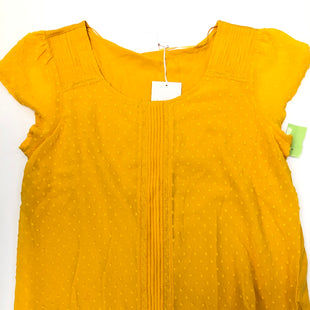 Primary Photo - BRAND: LAUREN CONRAD STYLE: TOP SHORT SLEEVE COLOR: YELLOW SIZE: XXL SKU: 200-200199-19351