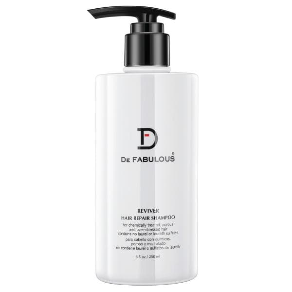 De Fabulous Reviver Hair Repair Shampoo, 250Ml