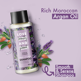 Love Beauty & Planet Argan Oil & Lavender Aroma Smooth And Serene Shampoo 400 ml