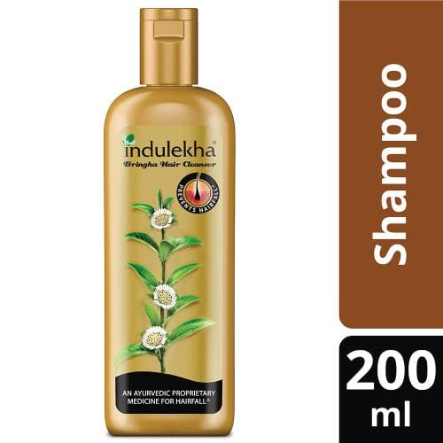 Indulekha Bringha Anti Hair Fall Shampoo 200 ml