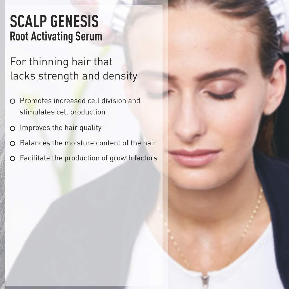 Schwarzkopf Professional Bonacure Scalp Genesis Treatment Root Activating Serum 100 ml - Lakme Salon