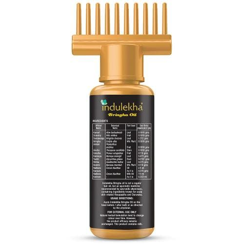 Indulekha Oil - Indulekha Bringha Hair Oil 100 ml,  Lakme Salon