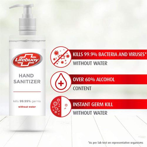 Lifebuoy Total Hand Sanitizer 250 ml