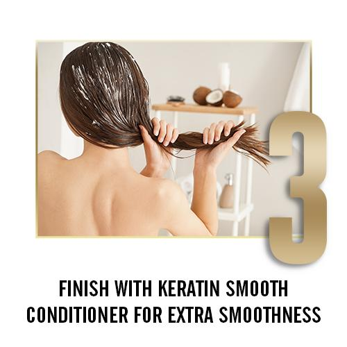 TRESemme Keratin Smooth Shampoo 1000 ml