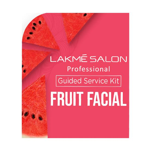 Lakme Salon Professional - Guided Service Kit - Fruit Facial