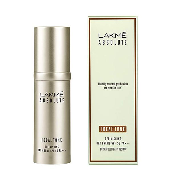 Lakmé Absolute Refinishing Day cream