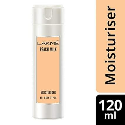 Lakmé Peach Milk Moisturizer Body Lotion