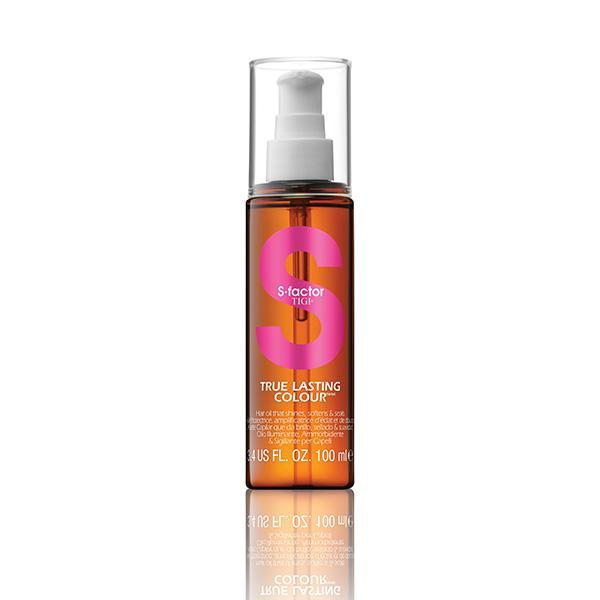 TIGI S Factor True Lasting Colour Hair Oil 100 ml