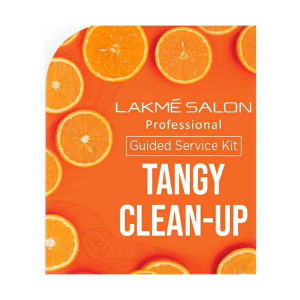 Lakme Salon Professional - Guided Service Kit - Tangy Clean up