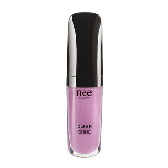 Nee clear shine gloss Purple