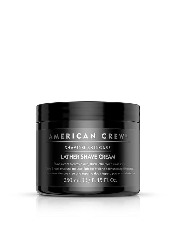 CREW LATHER SHAVE CREAM 250ML
