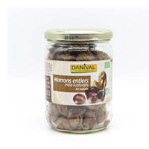 MARRONS ENTIERS NATUREL 320G
