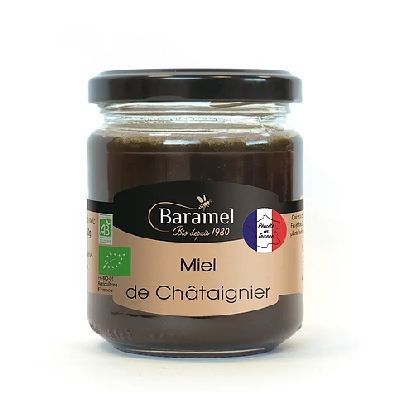 MIIEL CHATAIGNIER FRANCE 250G