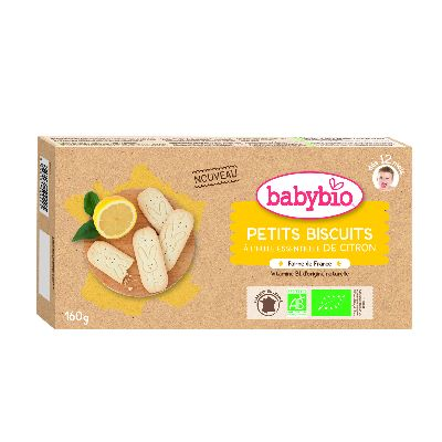 Petits Biscuits Citron 160G
