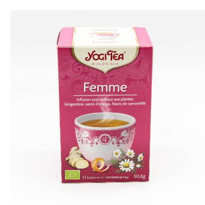 Infusion Femme X17 30.6G
