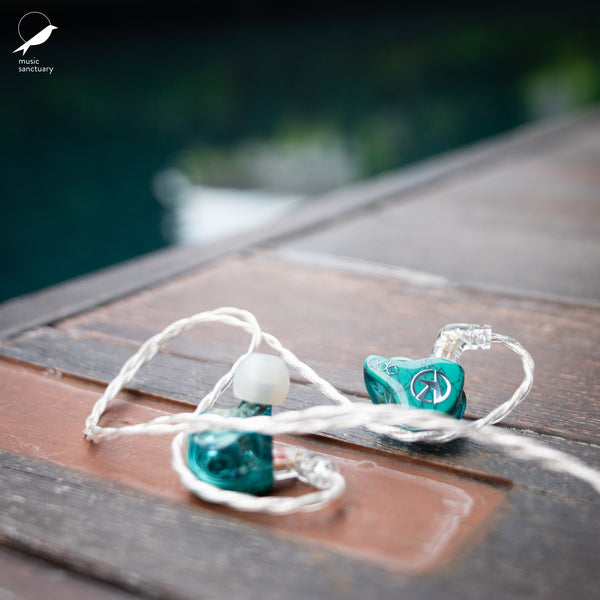 qdc Fusion custom in-ear monitor