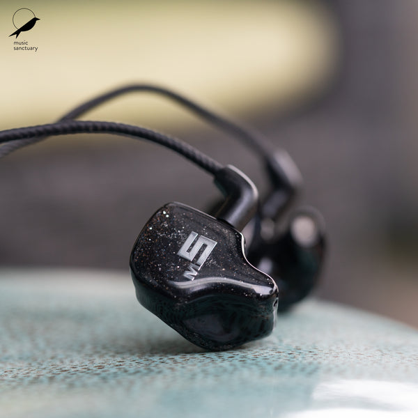 Fir Audio M5 Custom In-Ear Monitors