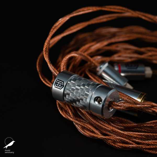 Satin Audio Gaia OCC Copper Litz Cable