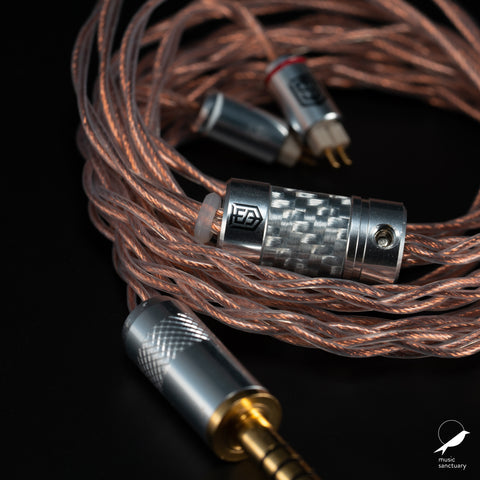 Satin Audio Griffin OCC Copper Litz Cable