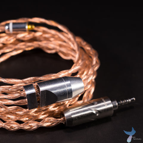 [Clearance] Han Sound Audio ZEN 4-wire OCC litz copper cable