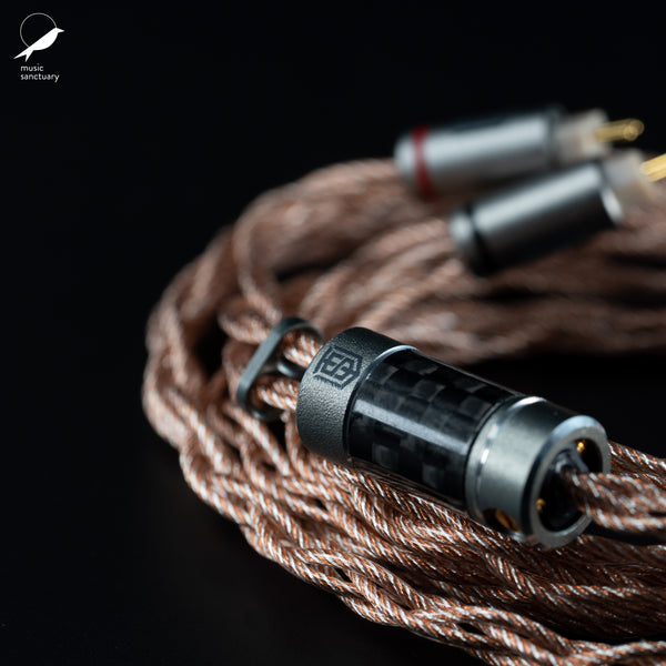 Satin Audio Chimera II Hybrid OCC Copper and SPC Litz Cable