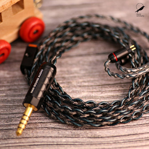 Han Sound Audio NYX OCC litz copper and silver plated copper cable