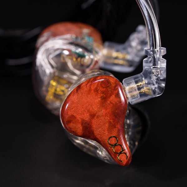 qdc 8SH in-ear monitor