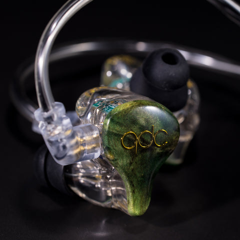 qdc 8SS in-ear monitor